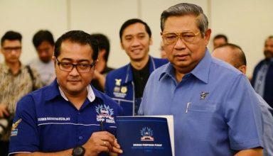 SBY hadiri Rapimnas IMDI.